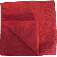 Microfibres Microfibre multi-usages - Rouge
