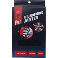 Microfibres Tissu microfibre jantes 300gm2 40x35cm Theo