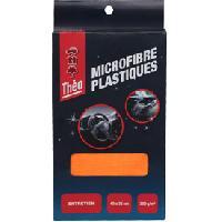 Microfibres Tissu microfibre plastiques 300gm2 40x35cm Theo