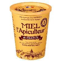 Miel MIEL D'APICULTEUR Miel de France crémeux - 500 g - Miel L'apiculteur