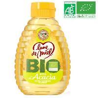 Miel Miel d'acacia liquide - Bio - 250g - Marque Nationale