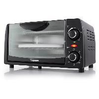 Mini-four - Rotissoire TRISTAR OV-1431-Mini four grill-9 L-800 W-Noir