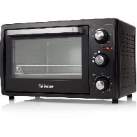 Mini-four - Rotissoire TRISTAR OV-1437-Mini four grill-19 L-800 W-Noir
