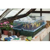 Mini-serre - Pack Germination - Pack Bouturage Mini serre culture - maxi dimensions H32x83x52cm
