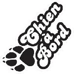 Mini sticker Chien a bord 120x50mm