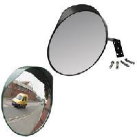 Miroir De Securite Miroir de sortie convexe 30cm - ADNAuto