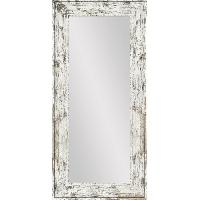 Miroir Miroir Harry - MDF - 46x96 cm - Gris