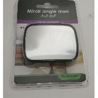 Miroir angle mort adhesif - 6.5x5cm Turbocar