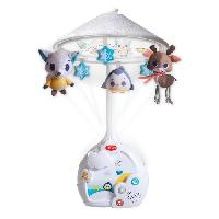 Mobile Tiny Love Mobile Bebe musical et projecteur MAGICAL NIGHT Collection Polaire