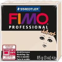 Modelage - Sculpture FIMO Boîte 4 Pieces Fimo Professionnel 85G Beige - Ferry