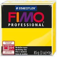 Modelage - Sculpture FIMO Boite 4 Pieces Fimo Professionnel 85G Citron