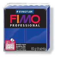 Modelage - Sculpture FIMO Boite 4 Pieces Fimo Professionnel 85G Marine