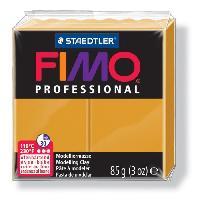 Modelage - Sculpture FIMO Boite 4 Pieces Fimo Professionnel 85G Ocre