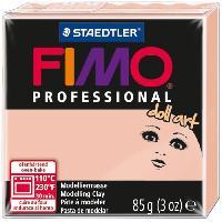 Modelage - Sculpture FIMO Boite 4 Pieces Fimo Professionnel 85G Rose