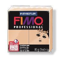 Modelage - Sculpture FIMO Boîte 4 Pieces Fimo Professionnel 85G Sable - Ferry