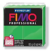 Modelage - Sculpture FIMO Boite 4 Pieces Fimo Professionnel 85G Vert