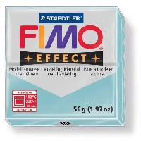 Modelage - Sculpture FIMO Boîte 6 Pieces Fimo Bleu Acier 206 - Ferry
