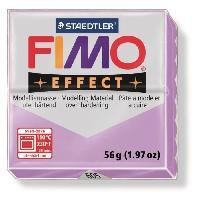 Modelage - Sculpture FIMO Boite 6 Pieces Fimo Lilas Pastel 505
