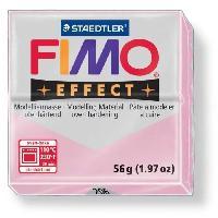 Modelage - Sculpture FIMO Boite 6 Pieces Fimo Rose Quartz