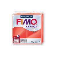 Modelage - Sculpture FIMO Boite 6 Pieces Fimo Rouge