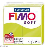 Modelage - Sculpture FIMO Boîte 6 Pieces Fimo Soft Citron N°10 - Ferry