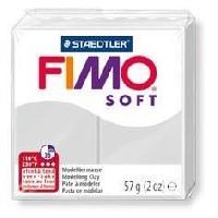 Modelage - Sculpture FIMO Boîte 6 Pieces Fimo Soft Gris N°80 - Ferry