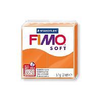 Modelage - Sculpture FIMO Boîte 6 Pieces Fimo Soft Mandarine - Ferry
