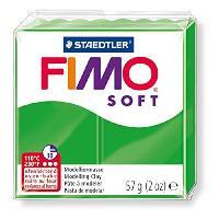Modelage - Sculpture FIMO Boîte 6 Pieces Fimo Soft Vert Tropical - Ferry