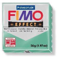 Modelage - Sculpture FIMO Boîte 6 Pieces Fimo Vert Jade - Ferry