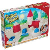Modelage - Sculpture Goliath - Super Sand Castle - Loisir créatif - Sable a modeler