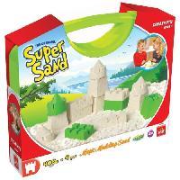 Modelage - Sculpture Goliath - Super Sand Creativity - Loisir créatif - Sable a modeler
