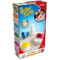 Modelage - Sculpture Goliath - Super Sand Starter  - Loisir créatif - Sable a modeler