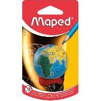 Modelage - Sculpture MAPED Taille-crayons avec Réserve Globe - 1 usage Aucune