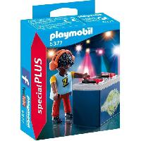 Monde Miniature 5377 DJ 'Z' - Playmobil
