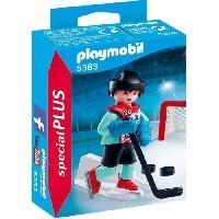 Monde Miniature 5383 Joueur de hockey - Playmobil