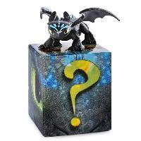 Monde Miniature DRAGONS 3 - Pack de 2 Figurines Mysteres - Modele aléatoire - Aucune