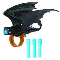 Monde Miniature DRAGONS 3 KROKMOU Lanceur de Poignet - Modele aleatoire