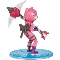 Monde Miniature FORTNITE Battle Royale - Figurine 5cm - Cuddle Team Leader - Asmodee