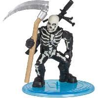 Monde Miniature FORTNITE Battle Royale - Figurine 5cm - Skull Trooper - Asmodee