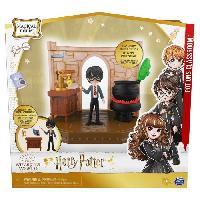Monde Miniature HARRY POTTER Playset Cours Potion Wizarding