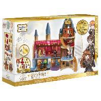Monde Miniature HARRY POTTER Poudlard Magical Wizar Château