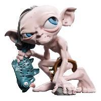 Monde Miniature MINI EPICS TLOTR - Figurine GOLLUM - Sous Licence Officielle - Weta Workshop Limited