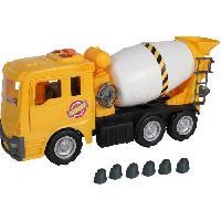 Monde Miniature Motor Shop Camion toupie a béton - 52 cm