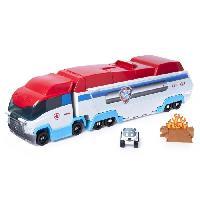 Monde Miniature PAT PATROUILLE Camion Pat'Patrouilleur TRUE METAL?  - Playset 2 en 1