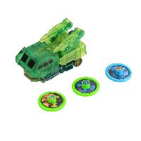Monde Miniature SCREECHERS WILD Vehicule Level 2 - Gatecreeper