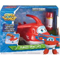 Monde Miniature SUPER WINGS Avion Jet a bulles