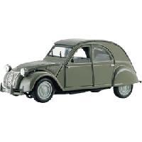 Monde Miniature Voiture 118 CITROEN 2CV 1952 [848168] - ADNAuto