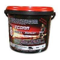 Montage pneus Creme pneu noire ECORA 5kg pour le montage des pneus Generique