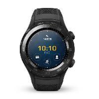 Montre Bluetooth - Montre Connectee Huawei Watch 2 Sport Noir