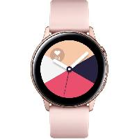 Montre Bluetooth - Montre Connectee Samsung Galaxy Watch Active - Rose